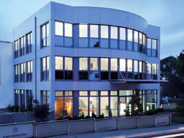 Verwaltungsgebäude Rudolf von Scheven GmbH